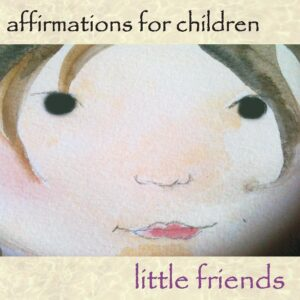 Happy Mountain Affirmations for Children CD Cover
